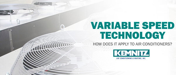 How Does Variable Sd Technology Ly To Air Conditioners